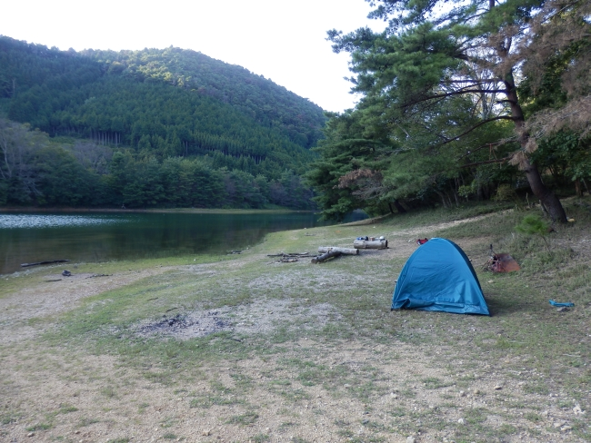 京都北山の秘境・沢ノ池でキャンプ|古都コトきょーと